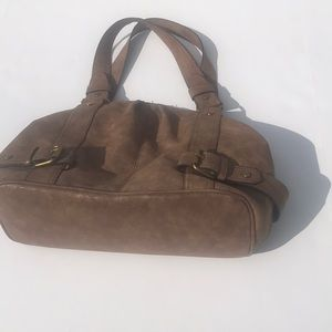 Handbags - Brown hobo style purse